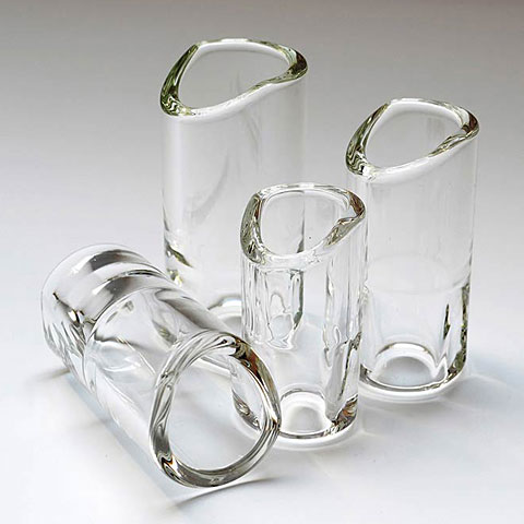 The Rock Slide Moulded Glass XL
