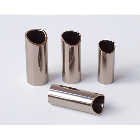 The Rock Slide Polished Nickel LG