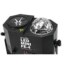 Eurolite LED Mini FE-4 Hybrid Laserflower