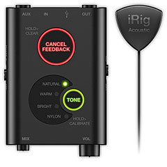 IK-Multimedia iRig Acoustic Stage « Carte son, Interface audio