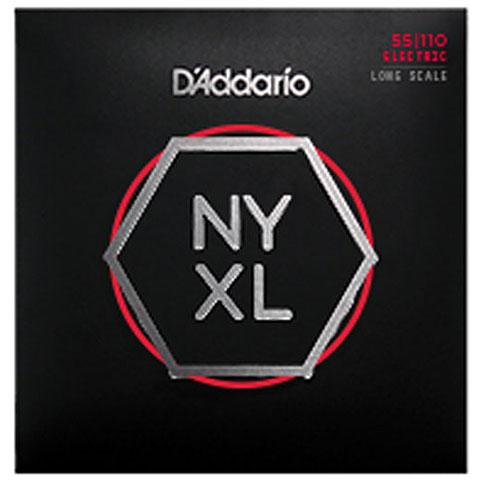 Cuerdas bajo eléctrico D'Addario NYXL55110 Set