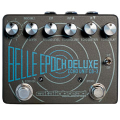 Catalinbread Belle Epoch Deluxe Tape Echo « Pedal guitarra eléctrica