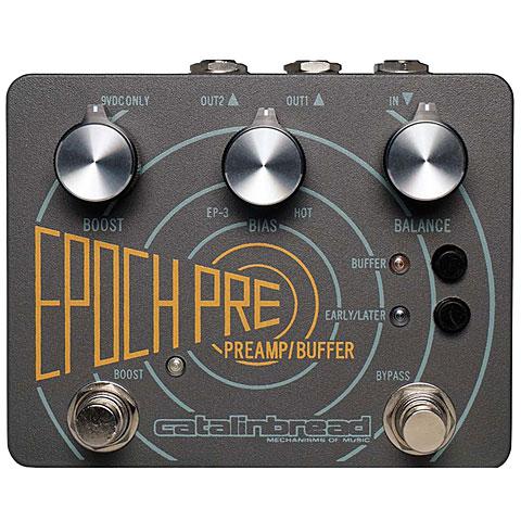 Effets pour guitare électrique Catalinbread Epoch Pre