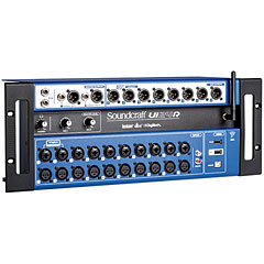 Soundcraft Ui24R Professional Digital Mixer « Console de mixage numérique