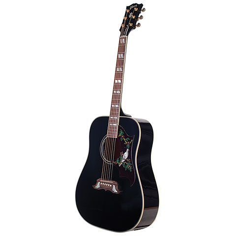 Gibson Limited Dove Ebony Special