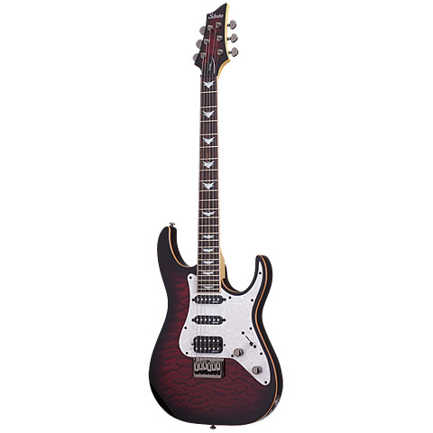 Schecter Banshee-6 Extreme BCB « Guitarra eléctrica