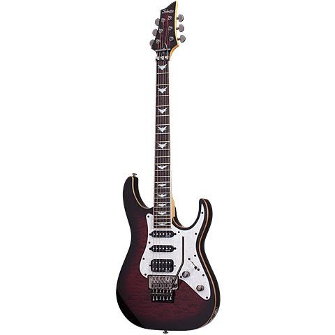 Schecter Banshee-6 FR Extreme BCB « E-Gitarre