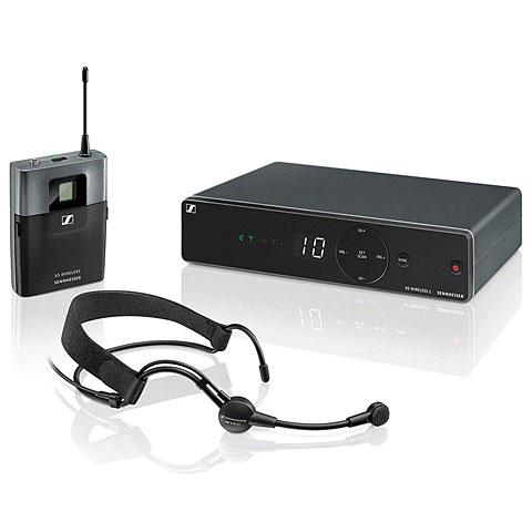 systèmes micro sans fil Sennheiser XSW 1-ME3-E
