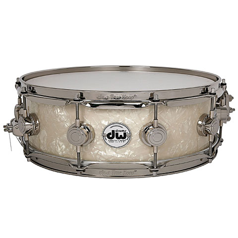 "Snare Drum DW Collector's Finish Ply 14""x 5"" Vintage Marine Snare"