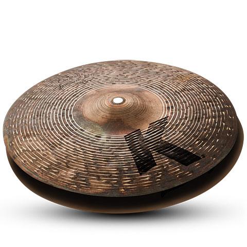 "Cymbale Hi-Hat Zildjian K Custom 13"" Special Dry HiHat"