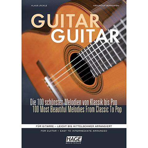 Hage Guitar Guitar