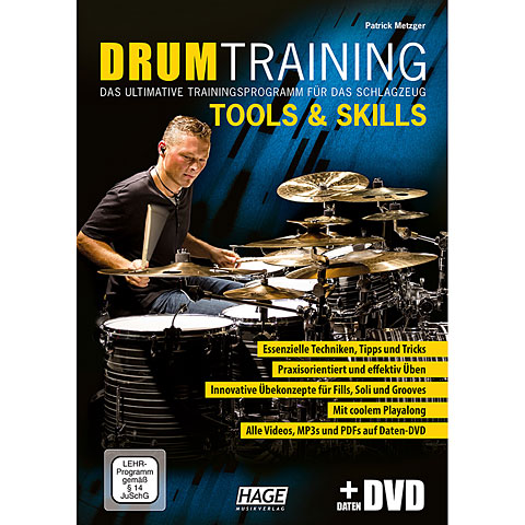 Hage Drum Training Tools & Skills