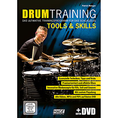 Hage Drum Training Tools & Skills « Instructional Book