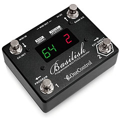 One Control Basilisk « Footswitch