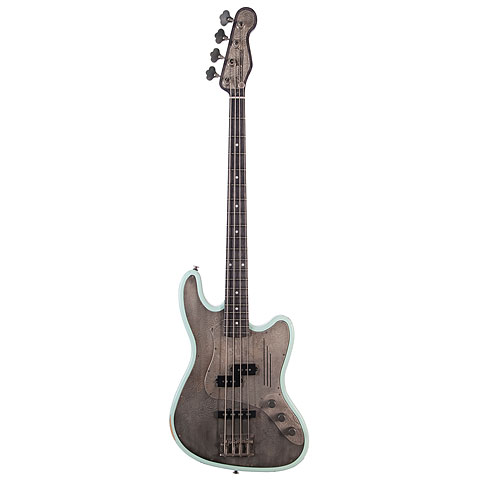 James Trussart Steelcaster Bass #15018 « Electric Bass Guitar