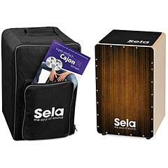 Sela Varios Brown Cajon Bundle « Cajón flamenco