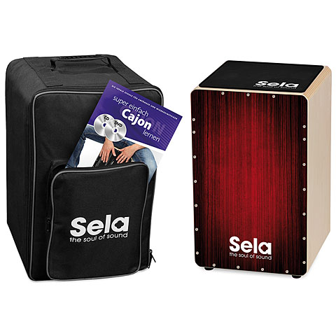 Sela Varios Red Cajon Bundle