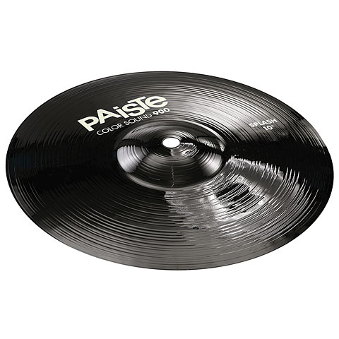 Paiste Color Sound 900 Black 10  Splash