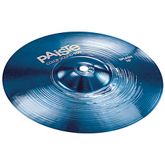 "Paiste Color Sound 900 Blue 10"" Splash « Cymbale Splash"
