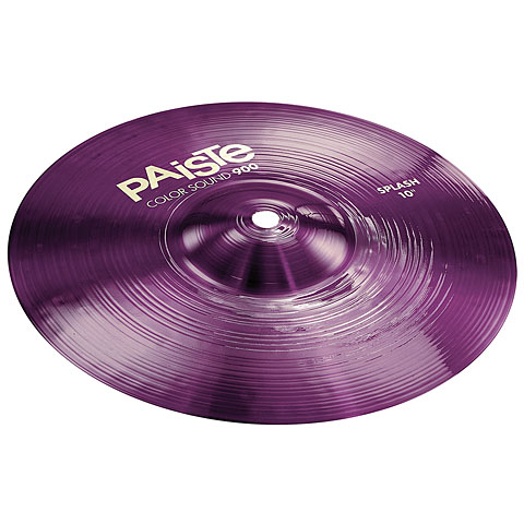 Paiste Color Sound 900 Purple 10  Splash
