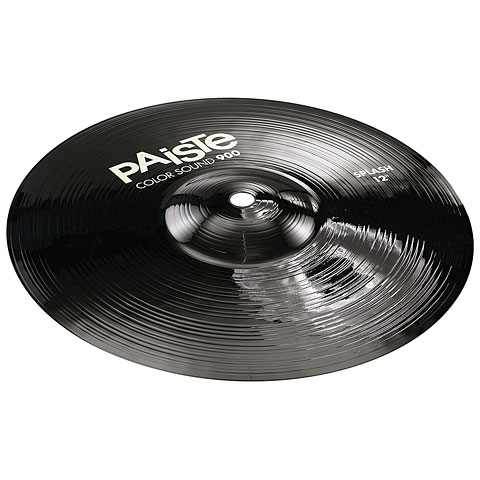 Paiste Color Sound 900 Black 12  Splash