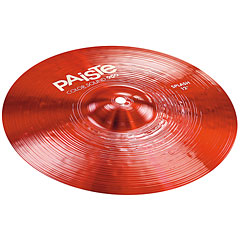 "Paiste Color Sound 900 Red 12"" Splash « Cymbale Splash"
