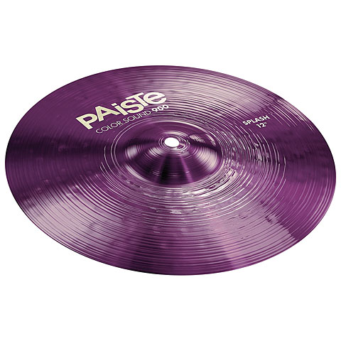 Paiste Color Sound 900 Purple 12  Splash
