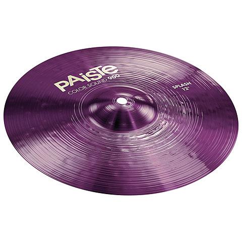 Paiste Color Sound 900 Purple 12  Splash