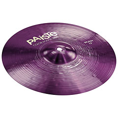 "Paiste Color Sound 900 Purple 12"" Splash « Cymbale Splash"