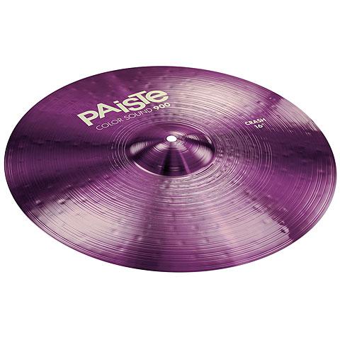 Paiste Color Sound 900 Purple 16'' Crash