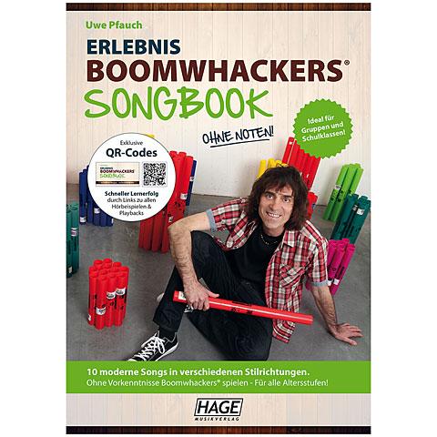 Hage Erlebnis Boomwhackers Songbook