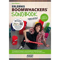 Hage Erlebnis Boomwhackers Songbook « Manuel pédagogique