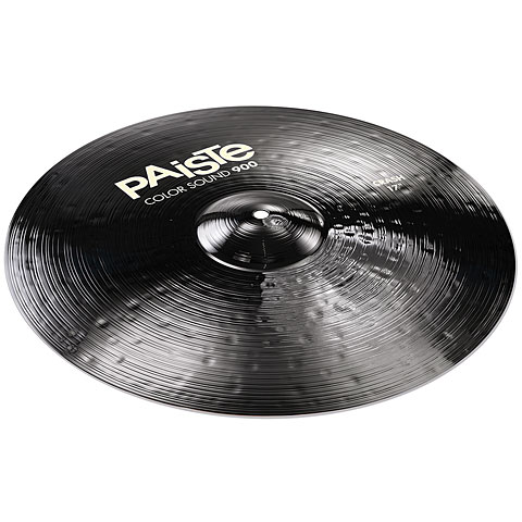 Paiste Color Sound 900 Black 17  Crash
