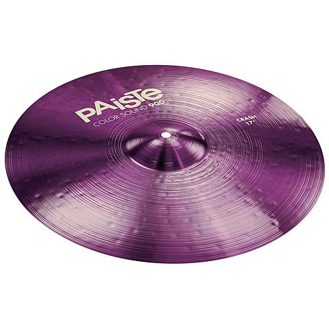 Paiste Color Sound 900 Purple 17  Crash