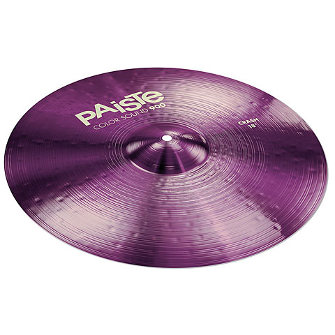 Paiste Color Sound 900 Purple 18  Crash