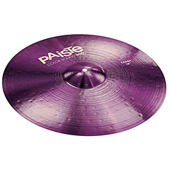 "Paiste Color Sound 900 Purple 18"" Crash « Cymbale Crash"