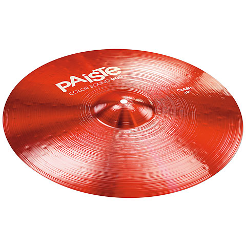 Paiste Color Sound 900 Red 19  Crash