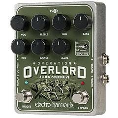Electro Harmonix Operation Overlord « Effets pour guitare électrique