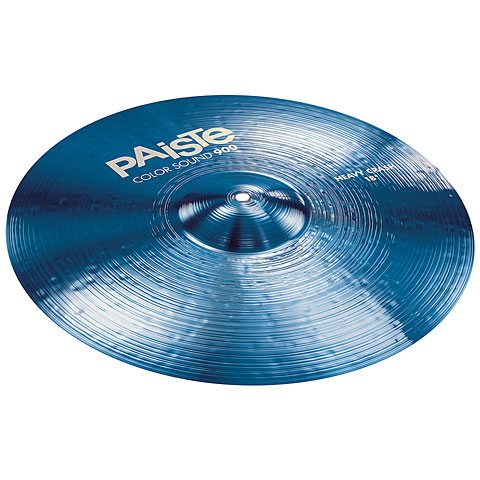 Paiste Color Sound 900 Blue 18  Heavy Crash
