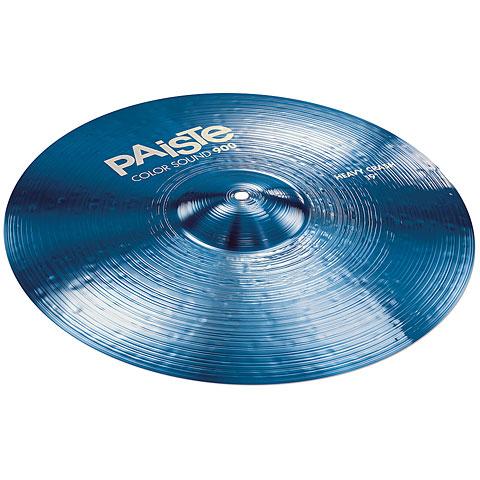 Paiste Color Sound 900 Blue 19  Heavy Crash