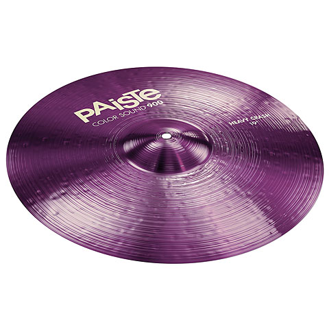 Paiste Color Sound 900 Purple 19  Heavy Crash