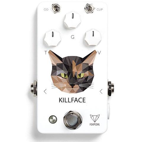 Foxpedal Killface