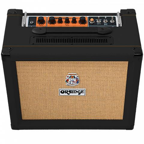 E-Gitarrenverstärker Orange Rocker 15 Black
