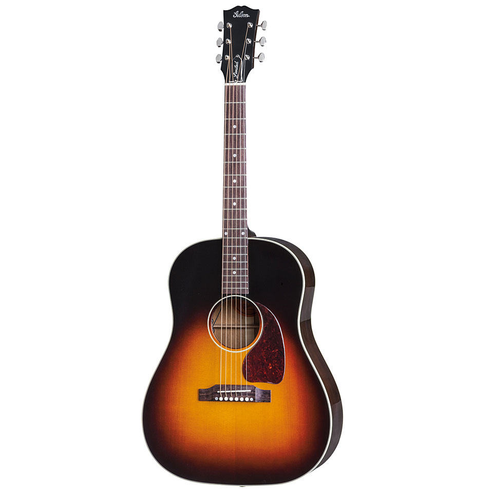 Good Acoustic Guitar Gibson Five Star J 45 12 Fret Edition ...