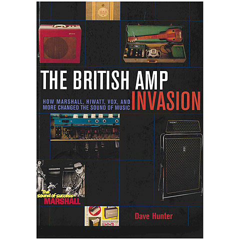 Backbeat The British Amp Invasion