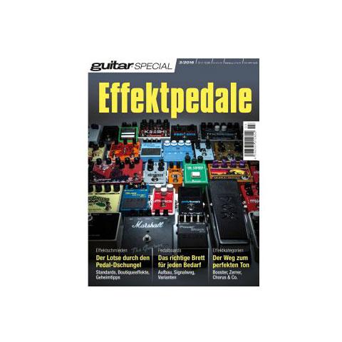 Vintage Effektpedale Guitar Special