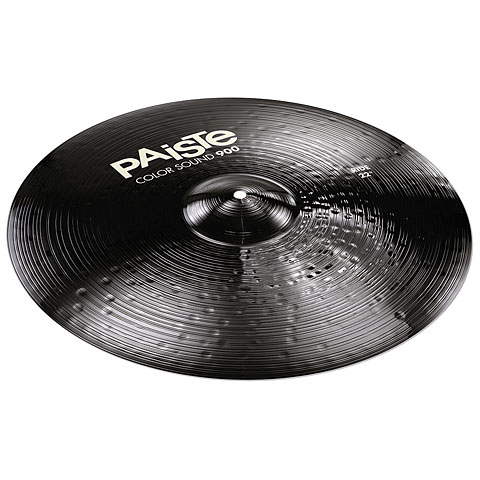 Paiste Color Sound 900 Black 22  Ride