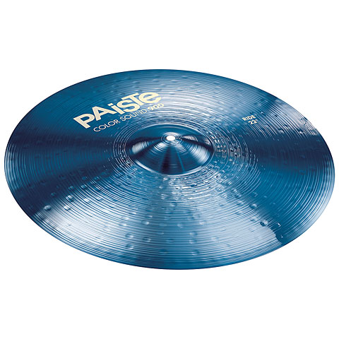 Paiste Color Sound 900 Blue 22  Ride