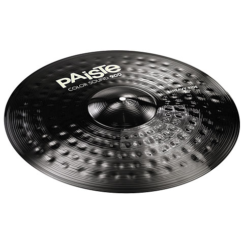 Paiste Color Sound 900 Black 20'' Heavy Ride