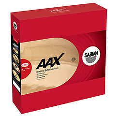 Sabian AAX  Xplosion Limited Edition Pack « Cymbal-Set